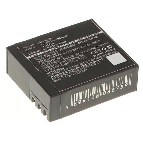 Фото - Аккумулятор iBatt iB-B1-F441 900mAh для SJCAM iB-F441, аккумулятор sjcam для sj6 legend