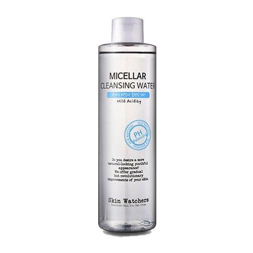 Skin Watchers Мицеллярная вода Micellar cleansing water, 300 мл