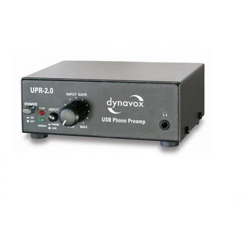 Фонокорректор Dynavox UPR-2.0 BL