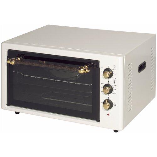 Мини-печь KRAFT KF-MO 4562 retro белый