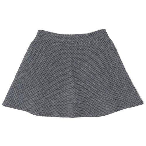 Юбка Acoola размер 158, серый платье для девочек размер 158 набивка тм acoola арт 20210200486
