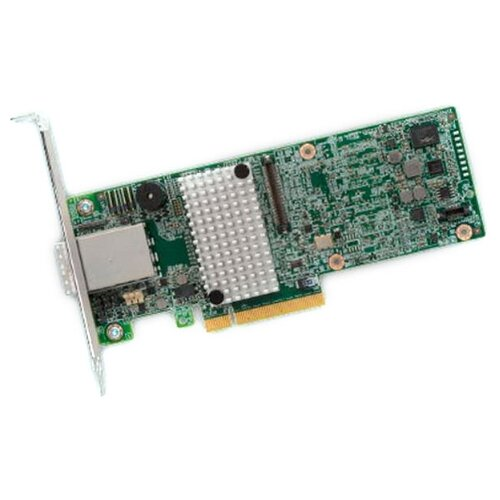 Фото - Контроллер SAS/SATA RAID LSI Logic MegaRAID SAS 9380-8e BOX sas sata raid контроллер