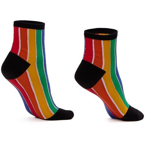 Носки Красная Жара (черный; красный; желтый) 36-41