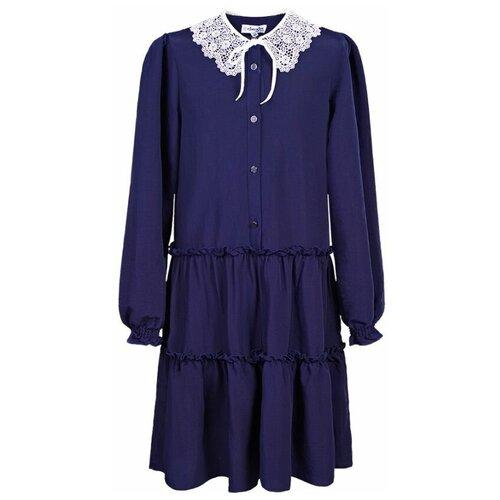Фото - Платье Ciao Kids Collection размер 12 лет (152), синий платье ciao kids collection размер 14 лет синий