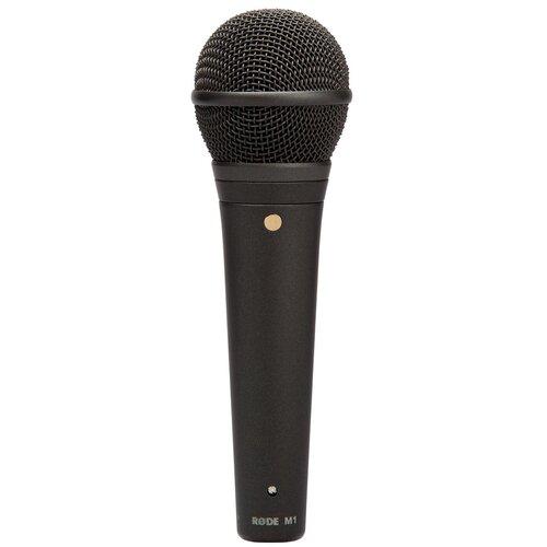 Микрофон RODE M1 черный