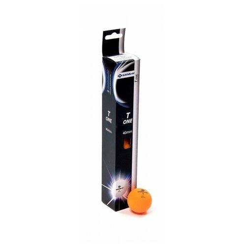Фото - Мячики для настольного тенниса DONIC 1T-TRAINING (6 штук, оранжевый) мячики для настольного тенниса donic champion 3 120 шт