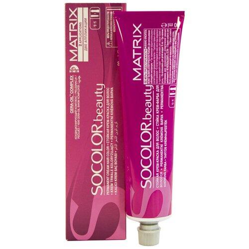 Купить Matrix Socolor Beauty стойкая крем-краска для волос, clear, 90 мл