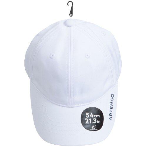 Кепка для игры в большой теннис TC 500 р54 белый ARTENGO X Декатлон