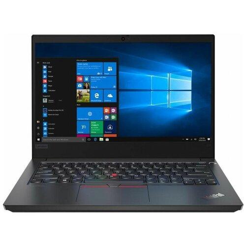 Фото - Ноутбук Lenovo ThinkPad E14 (Intel Core i5 10210U 1600 MHz/14/1920x1080/8GB/1256GB HDD+SSD/DVD нет/Intel UHD Graphics /Wi-Fi/Bluetooth/Win10), черный ноутбук lenovo thinkpad e15 intel core i7 10510u 1800mhz 15 6 1920x1080 8gb 512gb ssd intel uhd graphics windows 10 pro 20rd0019rt черный