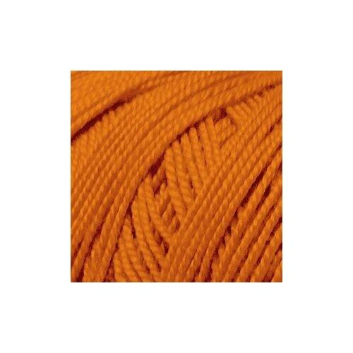 Пряжа для вязания ПЕХ Ажурная (100% хлопок) 10х50г/280м цв.189 ярк.оранжевая Пехорка ПЕХ.ажурная.189