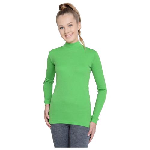 Водолазка NORVEG Soft Teens Sity Style 4CSJG2HLRU, размер 152-158, зеленый
