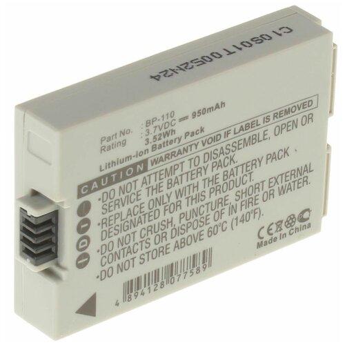 Фото - Аккумуляторная батарея iBatt 950mAh для Canon Legria HF R26, Legria HF R206, Legria HF R205, Legria HF R28, Legria HF R27 буклетмейкер delta hf 25