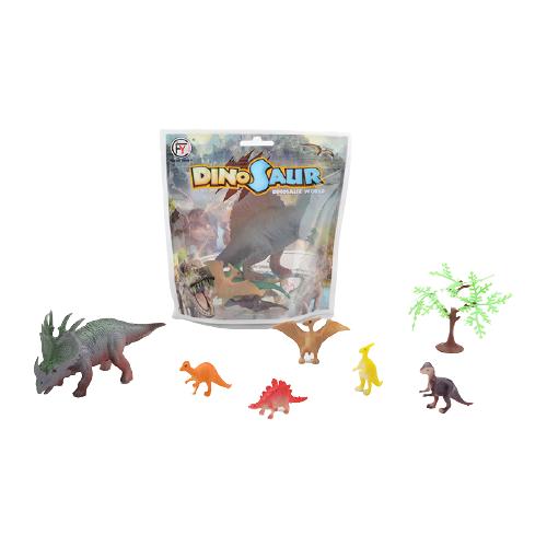 Игровой набор China Bright Pacific Динозавры 8803-5/DT
