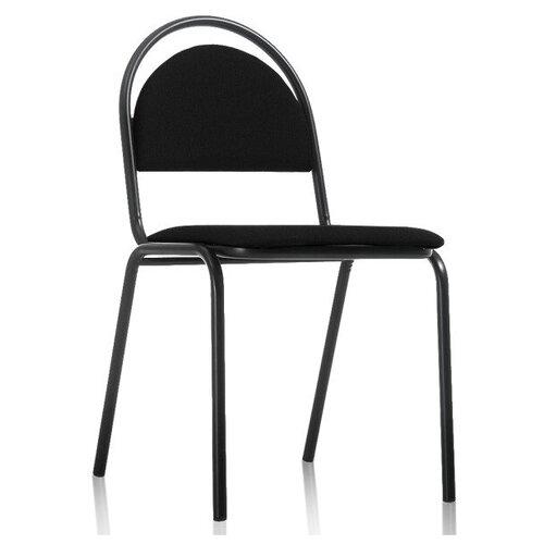 SEVEN (Севен, Стандарт) black Стул (ткань С-11, черная )