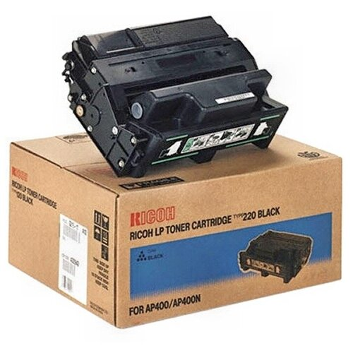 Тонер-картридж Ricoh 403057 (Type 200) Black