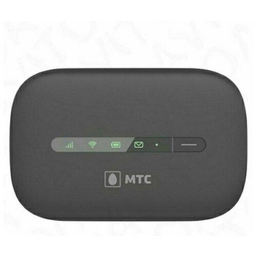 Huawei E5330 М 3G/Wi-Fi мобильный роутер (любая СИМ) черный