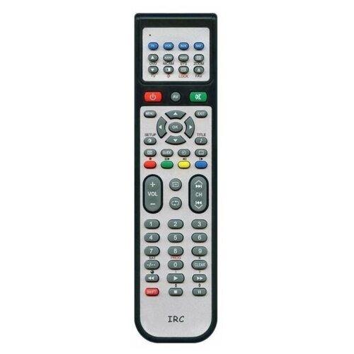 Фото - Пульт ДУ универсальный IRC JVC 08F TV, VCR, AUX пульт ду универсальный irc beko 47f tv