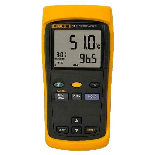 Термометр Fluke 51 II (50 Гц) недорого