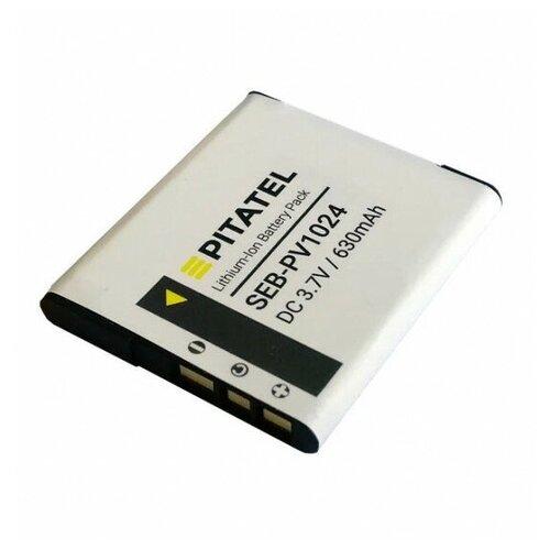 Фото - Pitatel Аккумулятор для фотоаппарата Sony Cyber-Shot DSC-TX300V (630 мАч) cameron sino аккумулятор для фотоаппарата sony cyber shot dsc tx300v 630 мач
