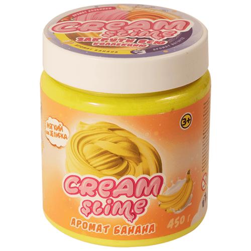 Лизун Cream-Slime (Банановый)