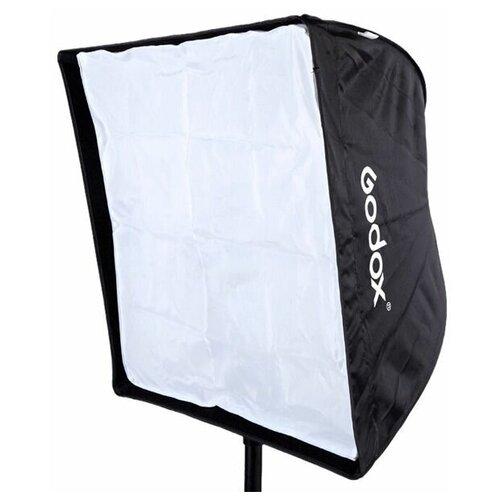 Фото - Зонт-софтбокс Godox, 60х60 см светоотражатель godox овальный 5 в 1 100x150 см