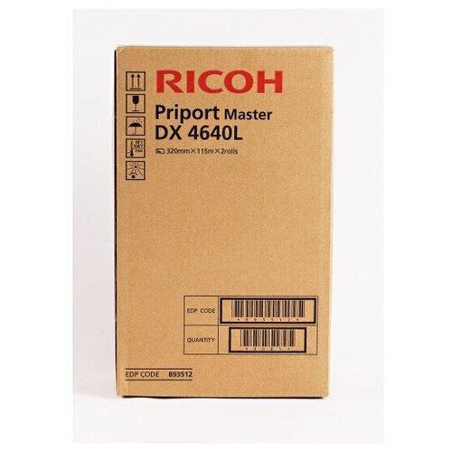 Фото - Мастер-пленка Ricoh Master Tape DX4640L (893512) 18 30mm 5m kawaii rainbow life washi tape diy decoration tape scrapbooking planner masking tape adhesive tape label stationery