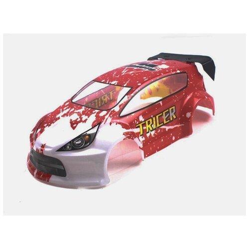 Купить Кузов красный для Himoto E18OR, E18ORL - Hi28692, Радиоуправляемые игрушки