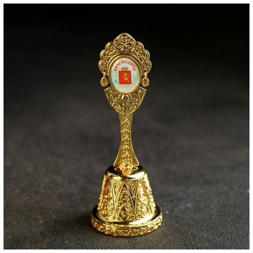 Колокольчик в форме кокошника «Красноярск» (Часовня Параскевы Пятницы), 11,8 х 4,2 см 4174816
