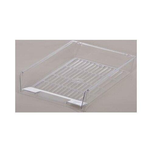 Купить Лоток для бумаг Attache решетчатый прозрачный 2 шт., Лотки для бумаги