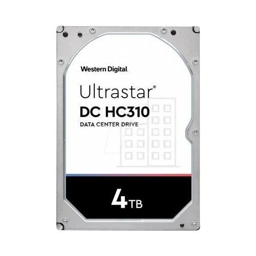 Hitachi 4Tb Hitachi Ultrastar 7K6 (HUS726T4TALA6L4) {SATA 6Gb/s, 7200 rpm, 256mb buffer, 3.5