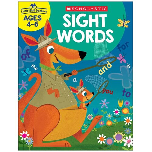 Little Skill Seekers: Sight Words publishers macmillan busy lion cubs