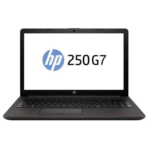 Ноутбук HP 250 G7 (Intel Pentium Silver N5030 1100MHz/15.6/1920x1080/8GB/1TB HDD/Intel UHD Graphics 605/DOS) 197W2EA, черный