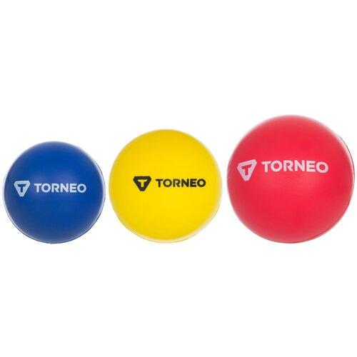 Набор мячей для бадминтона Torneo, 3 шт.