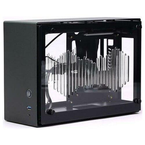 Zalman Корпус mini-ITX Zalman M2 Mini Gray Без БП серый