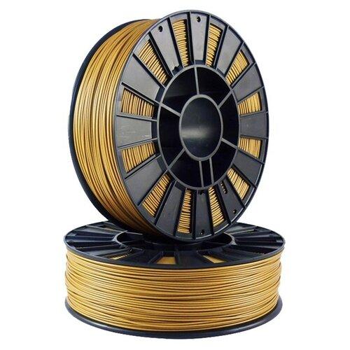 Пластик для 3д принтера SEM PLA золотой 1.75 мм