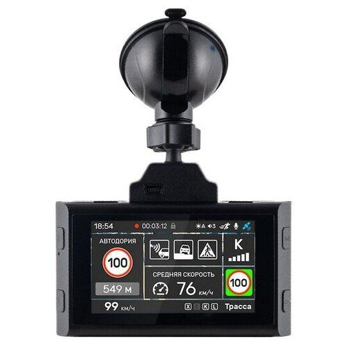 Комбо-устройство Incar Комбо-устройство Incar SDR-80 incar sdr 80 автомобильные видеорегистраторы