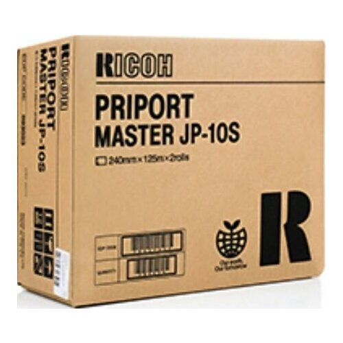 Фото - Мастер-пленка Ricoh Master Tape JP-10S (893023) 18 30mm 5m kawaii rainbow life washi tape diy decoration tape scrapbooking planner masking tape adhesive tape label stationery
