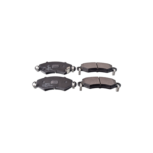 NIBK pn9807 (4706835 / 5581084E00 / 5581084E01) колодки тормозные дисковые Suzuki (Сузуки) ignis 1.5 2003 - Suzuki (Сузуки) ignis 1.3 2003 - Suzuki (Сузуки) ignis 1.2 2003