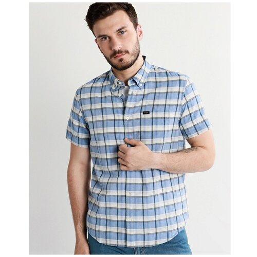 Рубашка Lee размер M blue