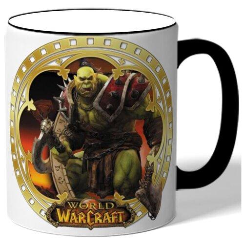 Кружка по Warcraft - Персонаж игры , пухлый орк