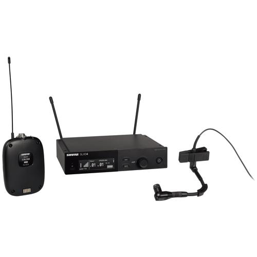 Радиосистема инструментальная универсальная Shure SLXD14E/98H H56
