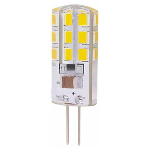 Фото - Лампа светодиодная PLED-G4 5Вт капсульная 2700К тепл. бел. G4 400лм 175-240В JazzWay 5000940 (упаковка 10 шт) лампа светодиодная jazzway pled g4