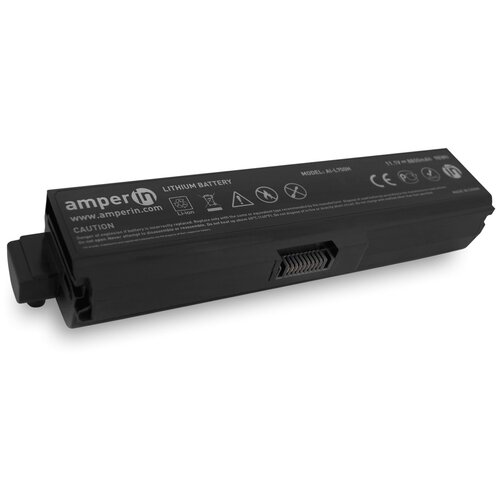 Аккумуляторная батарея (аккумулятор) AI-L750H для ноутбука Toshiba Satellite C650 C660 C655 L655 L750 L775 X770, 11.1V 8800mAh (98Wh) Amperin toshiba satellite c650 c655 c655d c660 c670 l650 l655 новая клавиатура ru