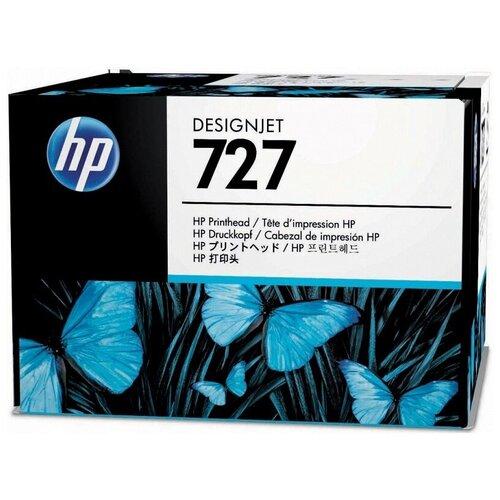 Фото - Печатающая головка Hewlett-Packard B3P06A (HP 727) сервисный комплект hewlett packard c8058a для hp laser jet 4100 series