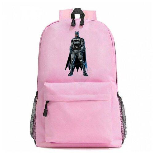 Рюкзак DC розовый №1