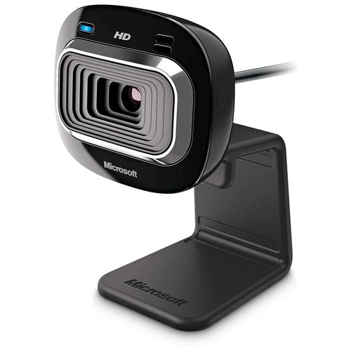 Веб-камера Microsoft LifeCam HD-3000, черный