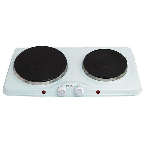 Плита электрическая FIRST FA-5083-4 White плита электрическая first fa 5082 4 white