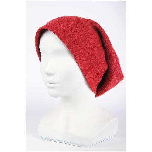 Шапка колпак Колпак удлинённый Tonak цвет Красный 0916 размер Универсальный