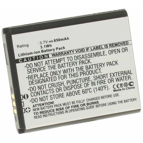 Аккумулятор iBatt iB-U1-M277 850mAh для Samsung S7350, SGH-E740, SGH-M610, SGH-M600, GT-C3050, SGH-J610, SGH-J600, SGH-L600, GT-S7350,