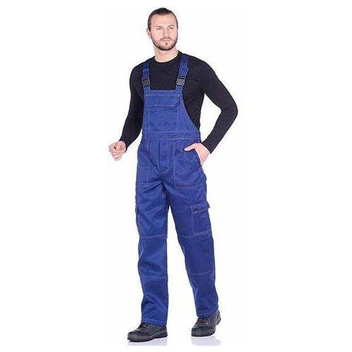 брюки мастер темно синий размер 56 58 рост 170 176 Полукомбинезон муж. р.56-58, рост 170-176, темно-синий ЯЛ-02-04 113-90001049